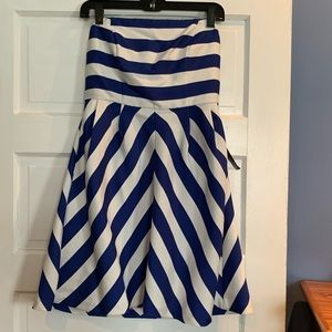 New with tags, never worn Strapless dress